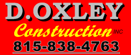 D. Oxley Construction Inc. Logo
